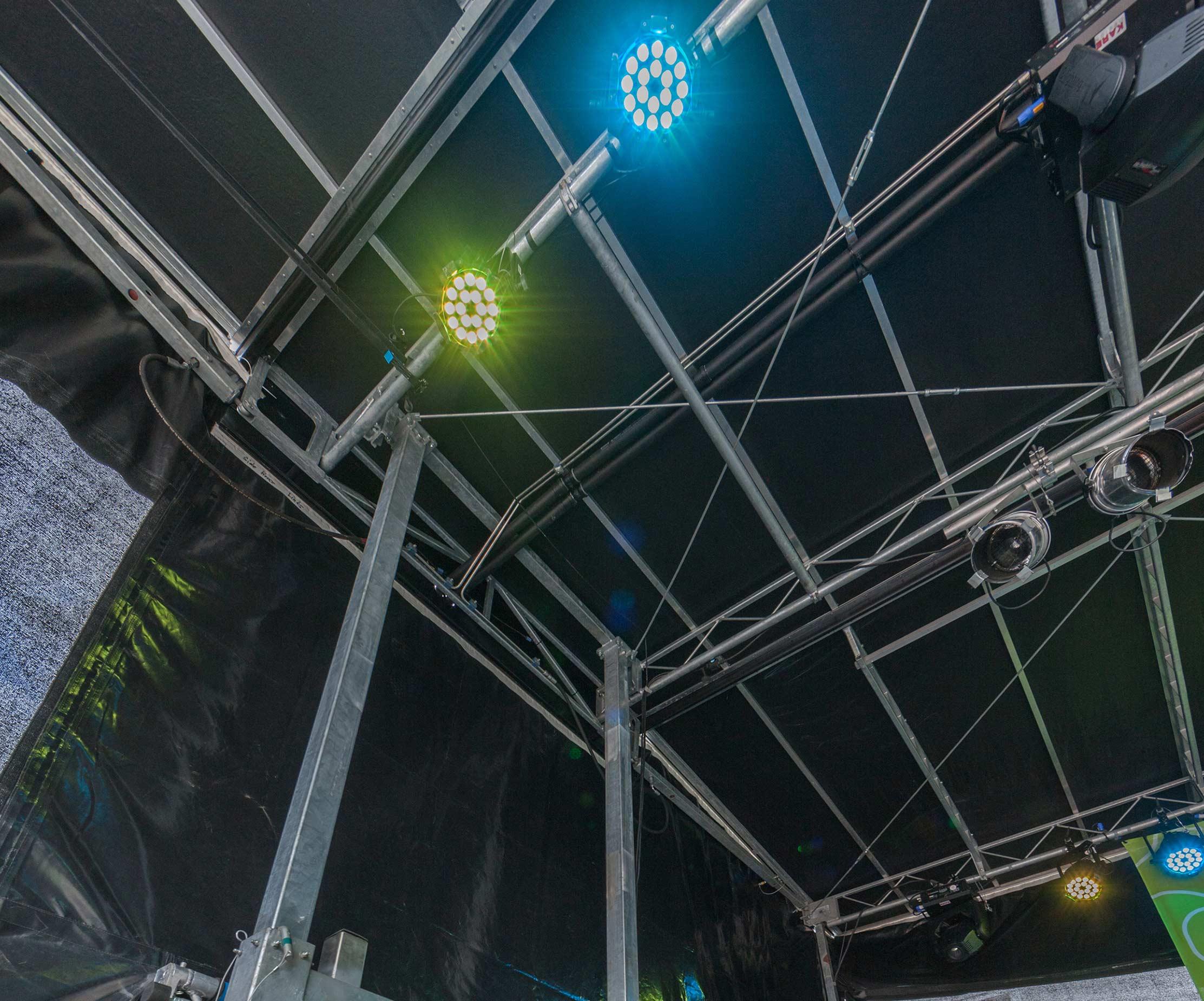 Lichttechnik Tontechnik Buehnentechnik Live Auftritt