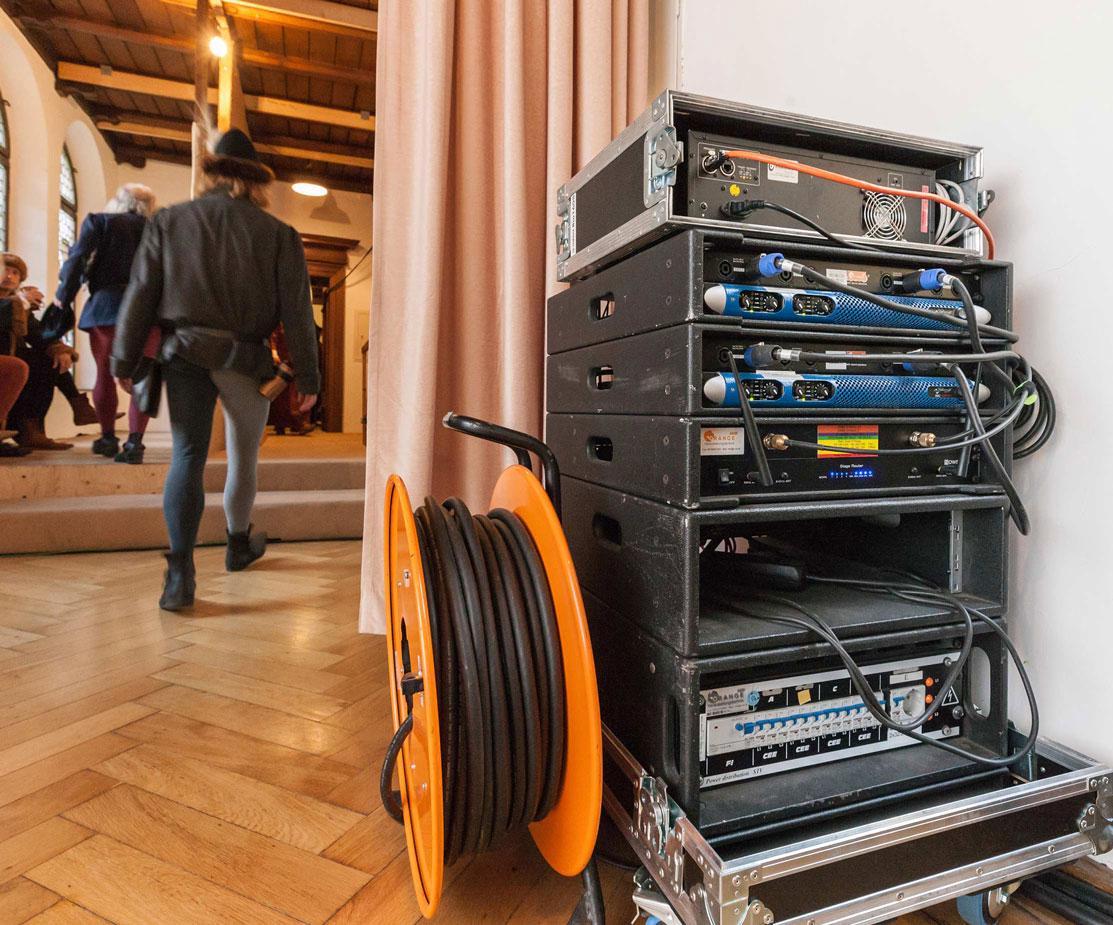 Landshuter Hochzeit Tontechnik Live Musik