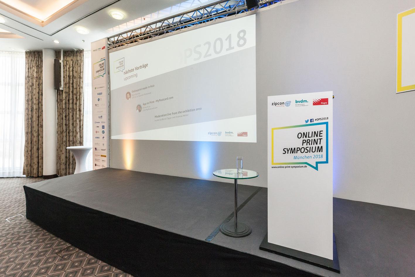 Online Print Symposium Buehnentechnik LIve Vortrag