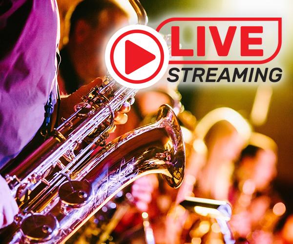 LIVE Streaming Konzerte